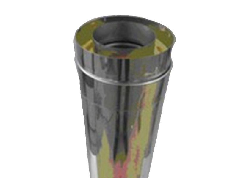 Труба сэндвич для дымохода купить в иркутске материал труб для газового дымохода